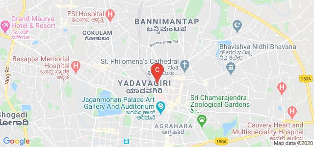 Vidyavardhaka Law College, Sheshadri Iyer Road, Medar Block, Yadavagiri, Mysore, Karnataka, India