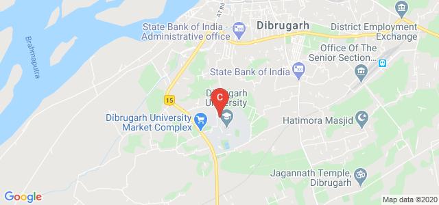 Centre for Management Studies, Dibrugarh University, University, Dibrugarh, Assam, India