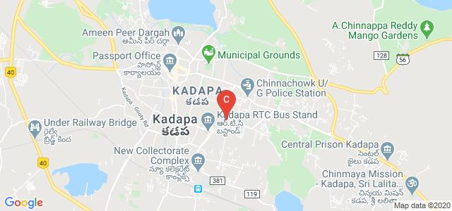 Sri Vivekananda Degree College, N.G.O Colony, Kadapa, Andhra Pradesh, India
