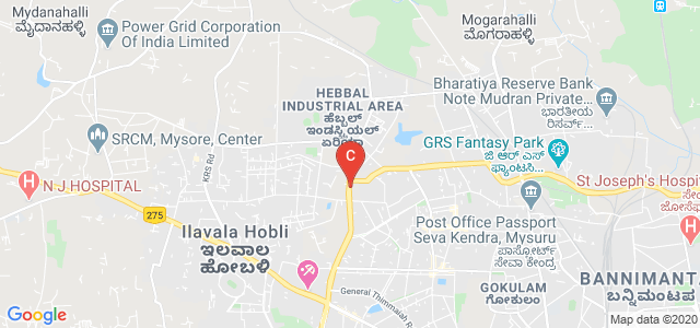 Seshadripuram Degree College, Mysore, Ring Road, Lakshmikanth Nagar, Hebbal, Mysuru, Karnataka, India