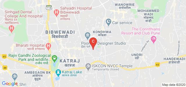 Vishwakarma University, Kondhwa Rd, Laxmi Nagar, Betal Nagar, Kondhwa, Pune, Maharashtra, India