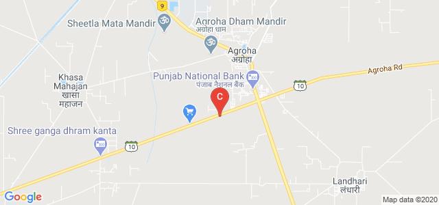 Shanti Niketan College of Education Agroha Mor, Hisar, Haryana, India