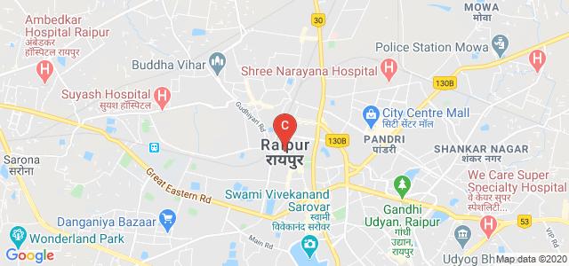 Raipur, Chhattisgarh, India
