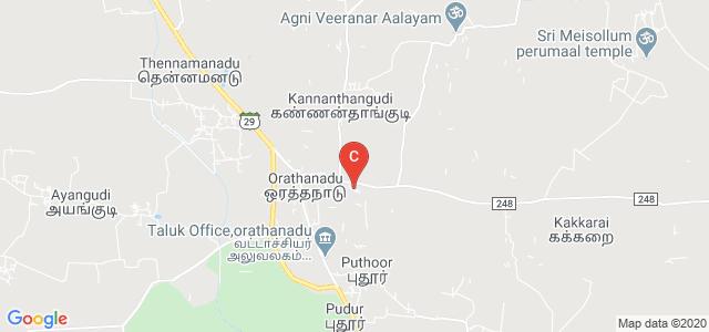 Government College of Education,, Orathanadu, Tamil Nadu, India