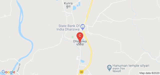 Govt. Pt. Shyamacharan Shukla College Raipur, Dharsiwa, Chhattisgarh, India