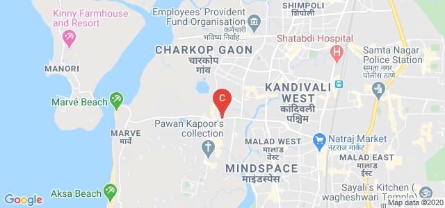Marve Road, Malad, Charkop Naka, Mahavir Nagar, Malad West, Mumbai, Maharashtra 400095, India