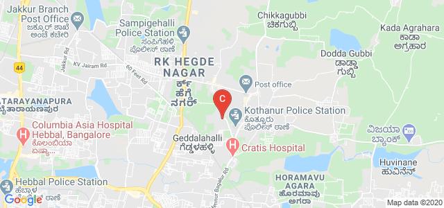 Kristu Jayanti College of Law, Bangalore, K.Narayanapura, Kothanur, Bengaluru, Karnataka, India