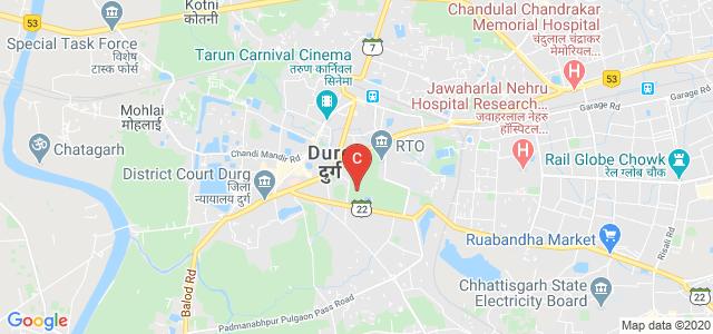 Civil Lines, Durg, Chhattisgarh 491001, India