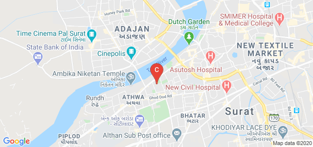 Athwalines, Athwa, Surat, Gujarat 395007, India