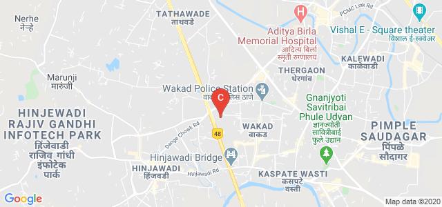 College of Computer Sciences(CCS), Shankar Kalat Nagar, Wakad, Pune, Maharashtra, India