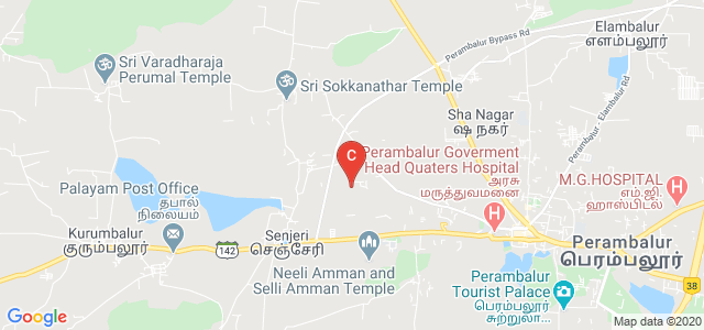 Dhanalakshmi Srinivasan College of Education, Perambalur, Tamil Nadu, India