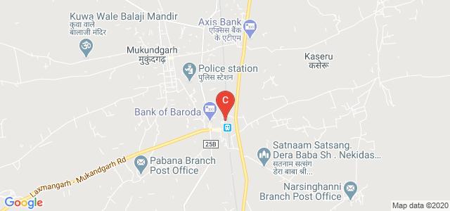 NH18 Bypass - Mukundgarh Mandi Road, Mukundgarh, Jhunjhunu, Rajasthan, India
