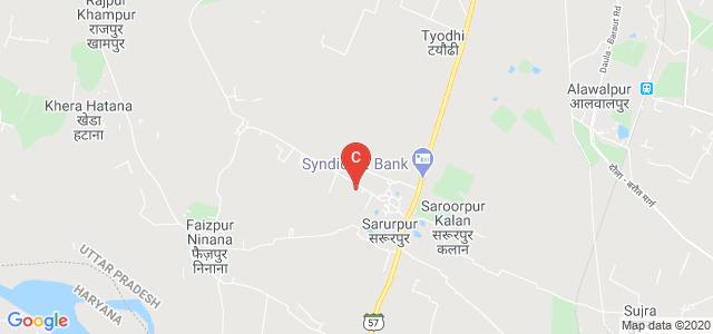 Yoginath Vidya Peeth, Saroorpur Kalan, Baghpat, Uttar Pradesh, India