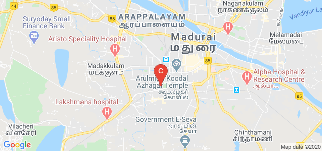 The Madura College, Agrini Township, Andalpuram, Madurai, Tamil Nadu, India