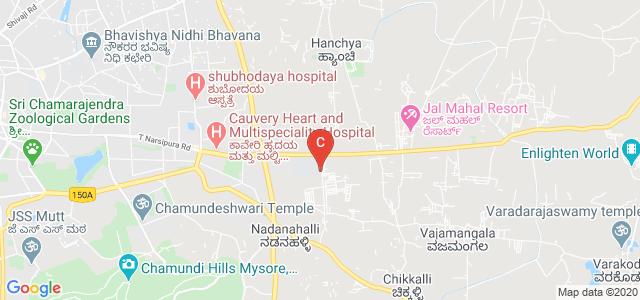 Vidya Vikas First Grade College, Nadanahalli, Mysore, Karnataka, India