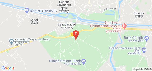 Samrat Prithviraj Chauhan P.G. College(S.P.R.C), Ruhalki Kishanpur, Ruhalki Kishanpur Urf Ikkad, Uttarakhand, India