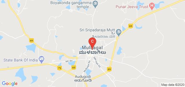 Mulbagal, Kolar, Karnataka 563131, India