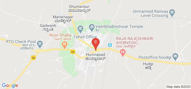 Humnabad, Bidar, Karnataka 585330, India