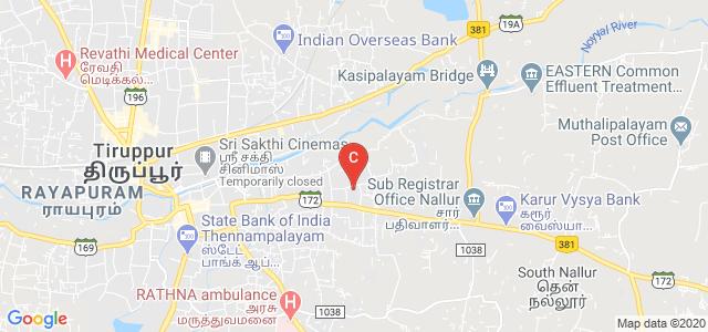 St.Joseph's College for Women, Sathyamurthy Nagar, Tiruppur, Tamil Nadu, India