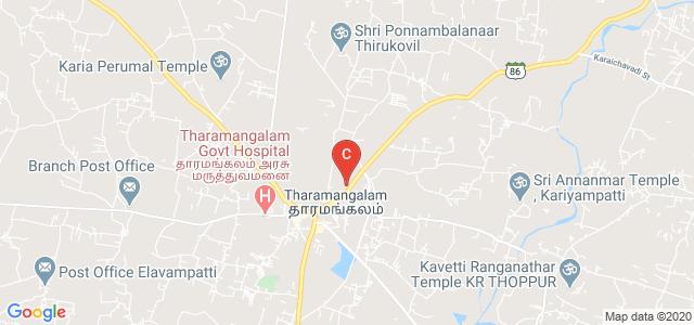 Sengunthar College of Education, State Highway 86, Tharamangalam, Tamil Nadu, India