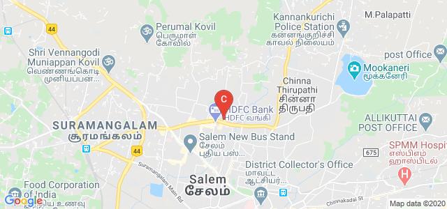Sri Sarada College for Women, Sarada College Road, KMS Garden, New Fairlands, Fairlands, Salem, Tamil Nadu, India