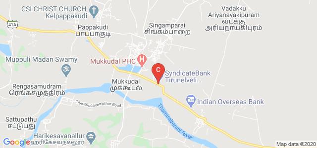 Dr. Sivanthi Aditanar College of Physical Education, Tiruchendur, Tiruchendur, Tamil Nadu, India