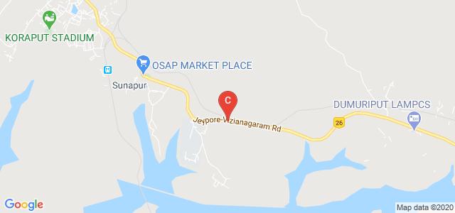 Central University Of Odisha, Koraput, Odisha, India