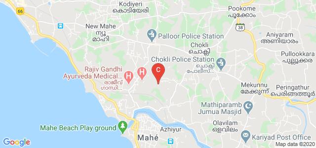 Mahe Co-Operative College of Higher Education & Technologies, East Palloor Community hall Road, Palloor, Kerala, India