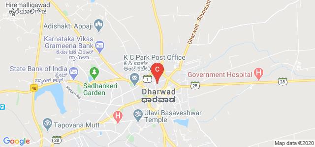 Shri K.G. Nadgir College of Physical Education, Maratha Colony, Dharwad, Karnataka, India