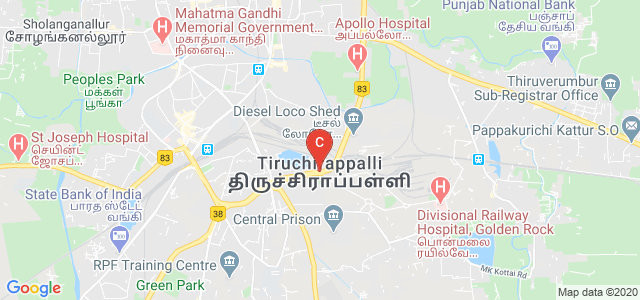 SRI RAJARAJESWARI COLLEGE OF EDUCATION, Hanifa Colony, Sangillyandapuram, Tiruchirappalli, Tamil Nadu, India