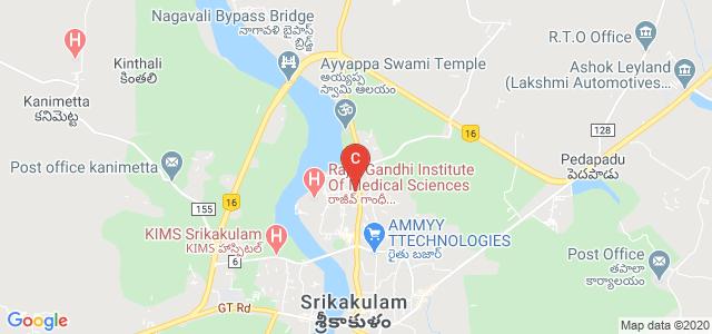 Sri GCSR College of Education, Chinnabondilipuram, Hudco Colony, GMR Nagar, Rajam, Andhra Pradesh, India