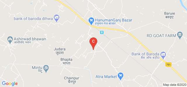 Ram Baran Verma College of Education, Station Road, Vikvajitpur, Uttar Pradesh, India