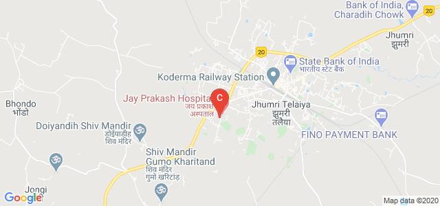 Capital University, Chitragupta Nagar Main Road, Ward Number 22, Chitragupt Nagar, Jhumri Telaiya, Koderma, Jharkhand, India
