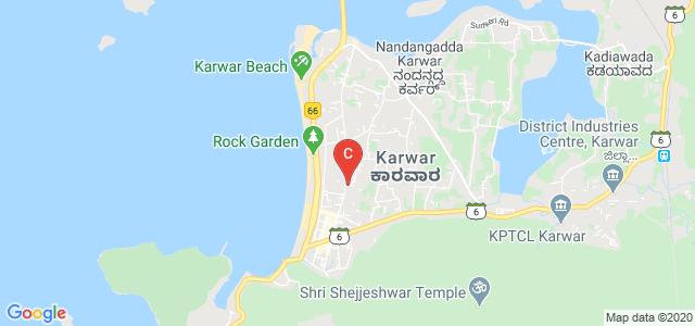 Government Arts and Science College Karwar, K.H.B. Colony, Uttara Kannada, Karnataka, India