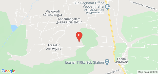 JRS College of Education, Annamangalam, Perambalur, Tamil Nadu, India