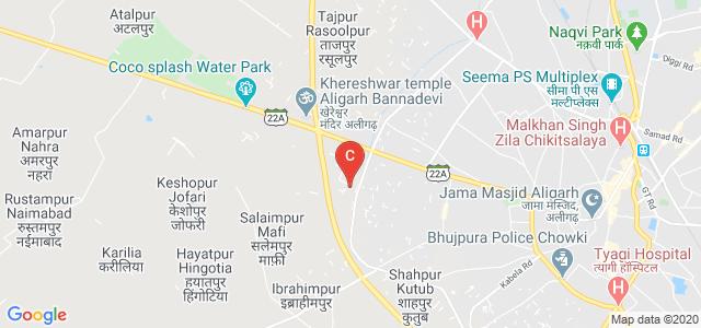 VIVEKANANDA COLLEGE OF POLYTECHNIC, ALIGARH, Wajidpur Nada, Aligarh, Uttar Pradesh, India