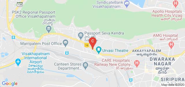 Government Institute of Chemical Engineering, Polytechnic Collage Area, Gavara Kanchara Palem, Kancharapalem, Visakhapatnam, Andhra Pradesh, India
