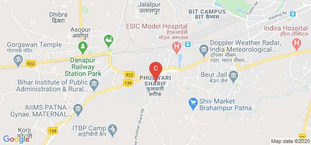 Islamia Teacher's Training (B.Ed) College, Phulwari Road, Isapur, Phulwarisharif, Patna, Bihar, India