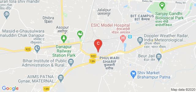 Mother's International Teachers' Training Academy, Fiya Colony, Maulana Azad Nagar, Phulwari Sharif, Patna, Bihar, India