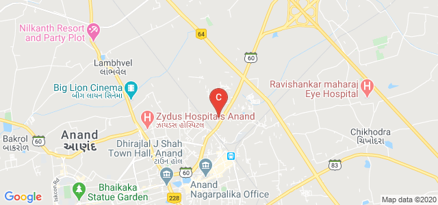 Shree P. M. Patel College of Education, Ismaile Nagar, Gamdi, Anand, Gujarat, India