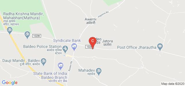 D.N.V. COLLEGE, SADABAD ROAD JATORA MATHURA, Baldeo, Mathura, Uttar Pradesh, India