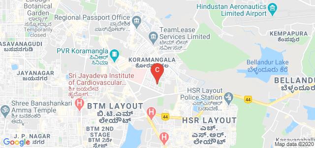 Koramangala, Koramangala 3 Block, Bengaluru, Karnataka, India