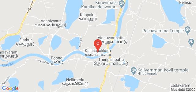 Kalasapakkam, Thiruvannamalai, Tamil Nadu 606751, India