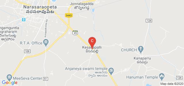 Kesanapalli, Guntur, Andhra Pradesh, India