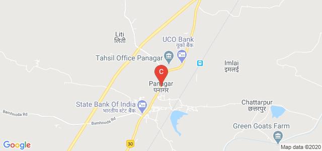 Panagar, Jabalpur, Madhya Pradesh, India