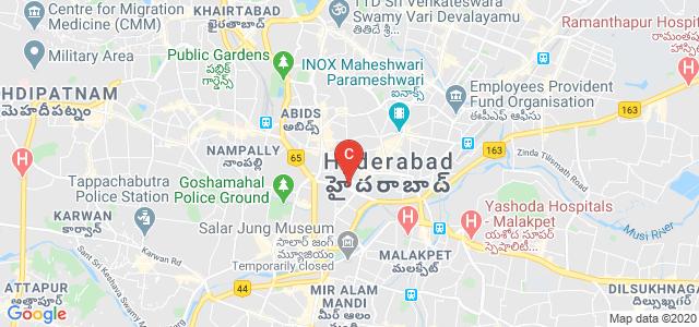 NSR COLLEGE OF EDUCATION, Troop Bazaar, Koti, Hyderabad, Telangana, India