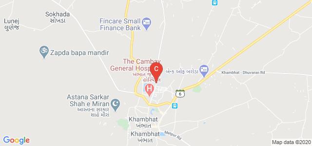 Smt. B.C.J College of Education, Aakruti Township, Khambhat, Gujarat, India
