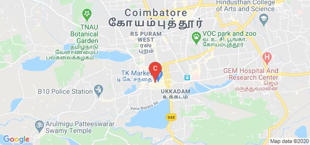 Town Hall, Coimbatore, Tamil Nadu 641001, India
