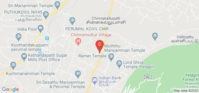 Jolarpettai, Vellore, Tamilnadu 635851, India