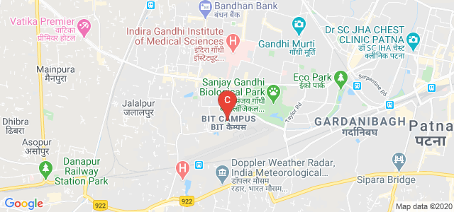 Central University Of South Bihar, Fatehpur, Bihar, India